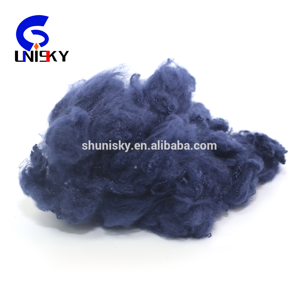 Virgin or Recycled Polyester Staple Fiber